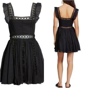 FREE PEOPLE Verona mini dress sz S